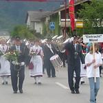2006 Bezirksmusikfest in Termen