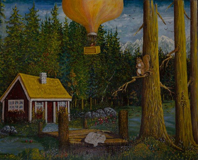 THE AIRBALLOON