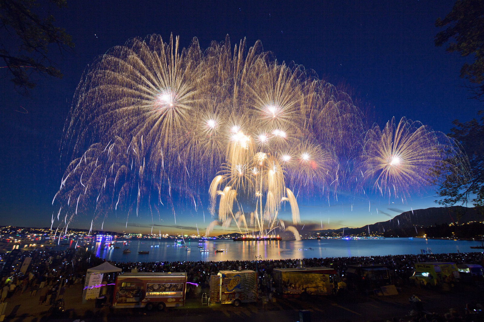 Celebration Of Light by Team Australia 2016