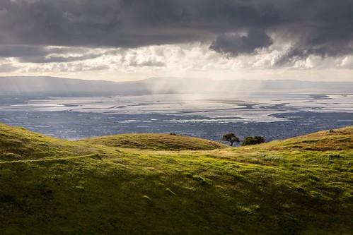 california storm rain clouds landscape siliconvalley sanfranciscobay showers sierravista santaclaracounty santaclaravalley sierravistaopenspacepreserve