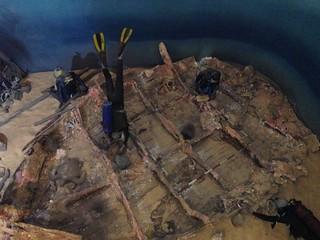 Excavation of Bangkachai II   by Seaserpent.se
