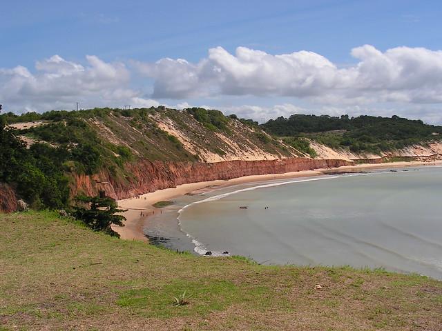 Restinga, dunas sobre tabuleiro costeiro