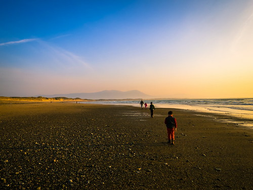 ireland sunset canon march spring raw kerry tralee 2015 landscapephotography sandylane bannabeach irishseascape