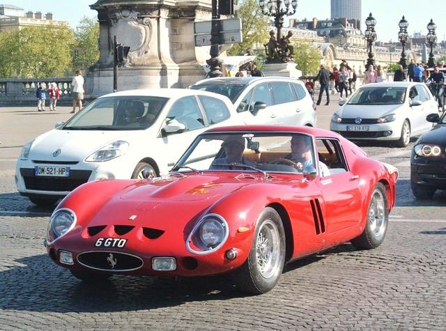Paris  Tour de France Auto 2015 Ferrari 250 GTO