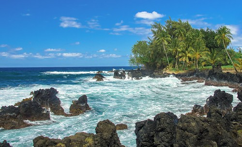 On The Keanae Peninsula | by Thomas James Caldwell