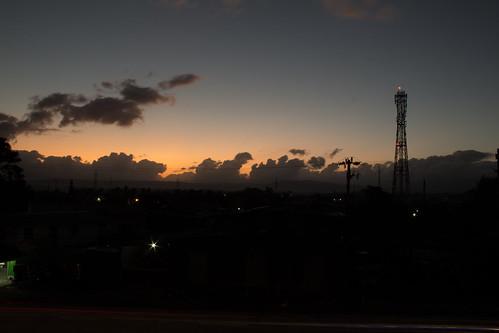 clouds sunrise philippines laguna pila