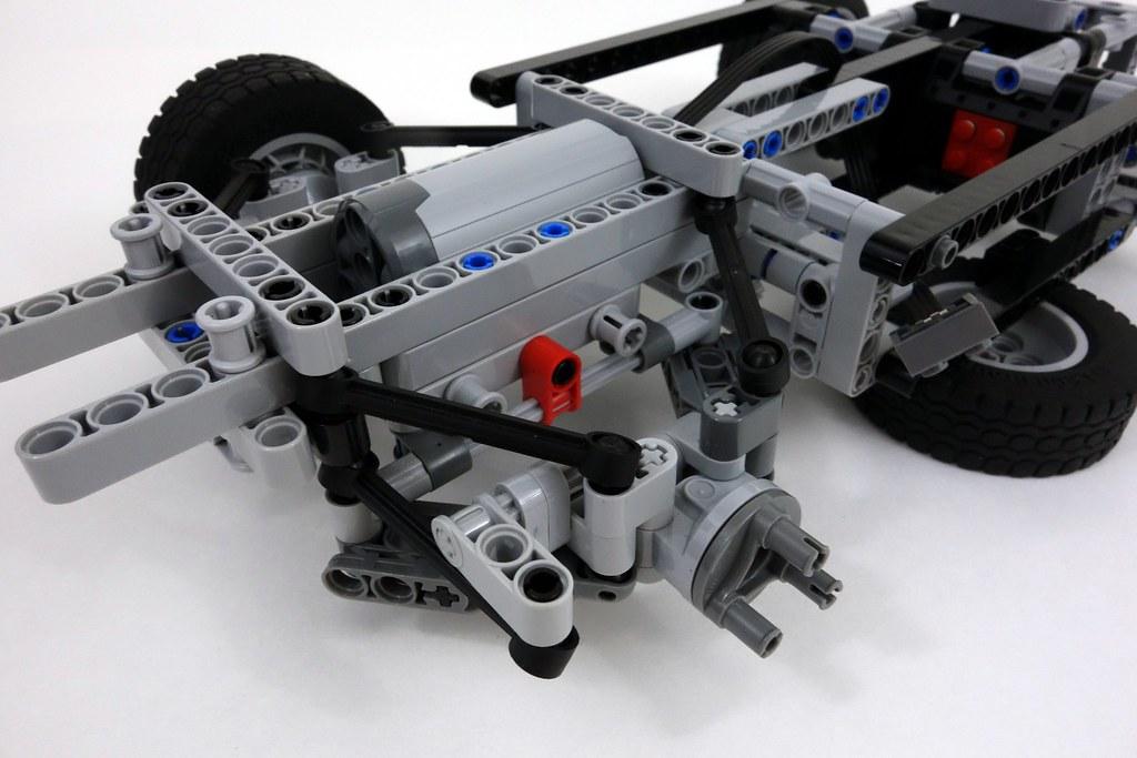 Datsun WIP front suspension --- torsion multilink  | Flickr