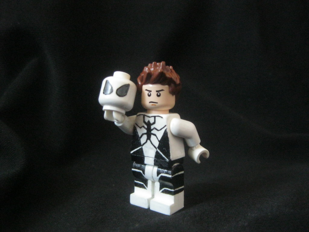 Lego Custom Spiderman Future Foundation Rybal Chenko Custom