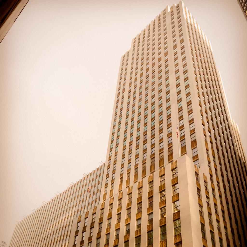 New York Daily News Building 42nd Street Midtown Manhatt Flickr