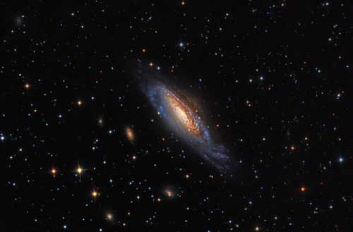 NGC 7331 galaxy group | by astrodoc171