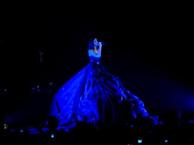 Shy'm - Shimi Tour 3.0 - Bercy, Paris (2013)