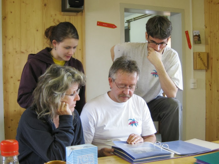 Übungsweekend 2010 im Pfadiheim Kirchberg