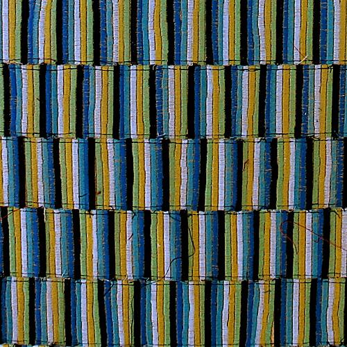 """Steve MacDonald """"Embroidered Op Art"""""""