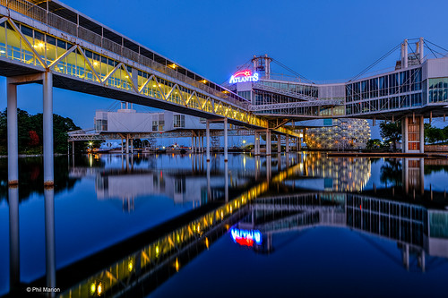 Atlantis nightclub at Ontario Place | by Phil Marion (176 million views - THANKS)