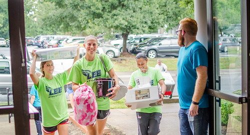 LOOKING FORWARD TO MOVE-IN DAY!