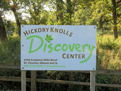 Hickory Knolls sign 20161010