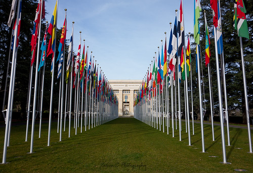 United Nations Office at Geneva | by Falcon_33