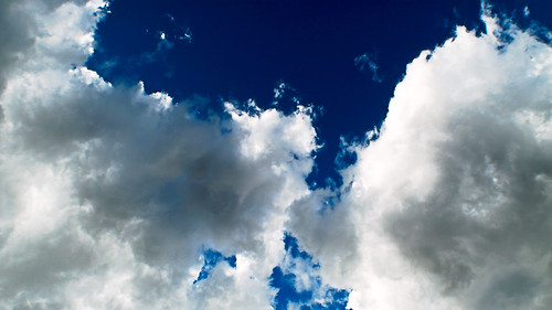 photographing clouds | by NancyFry