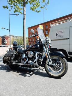 Harley Davidson | by xwattez