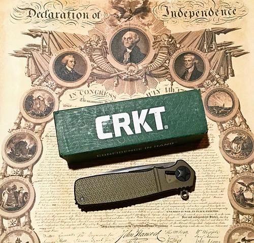 CRKT Homefront Folder 1