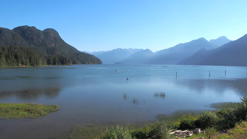 pittlakebc bc outdoors landscape