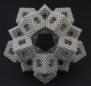 Cube Frame Dodecahedron