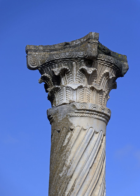 Volubilis: House of the Columns