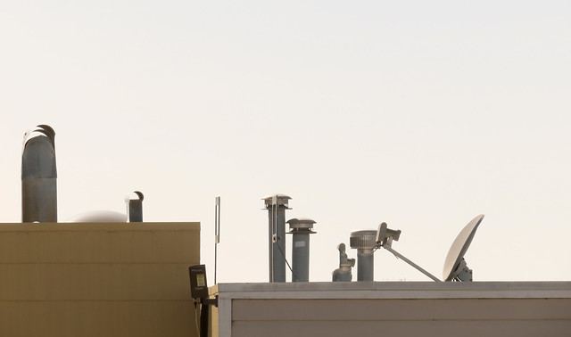 neighbor's roof (2015)