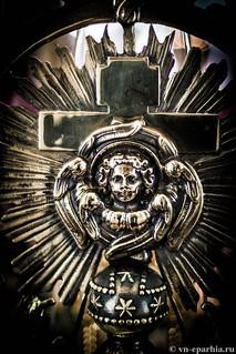 Божественная Литургия в д.Леохново 435