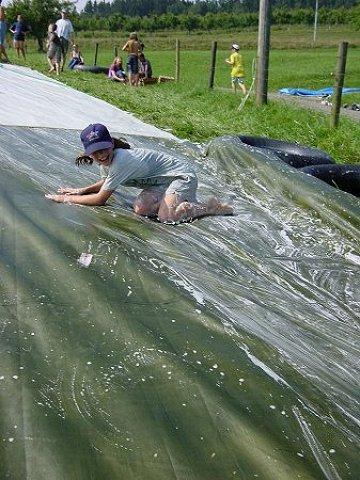 Wasserrutsche 2001