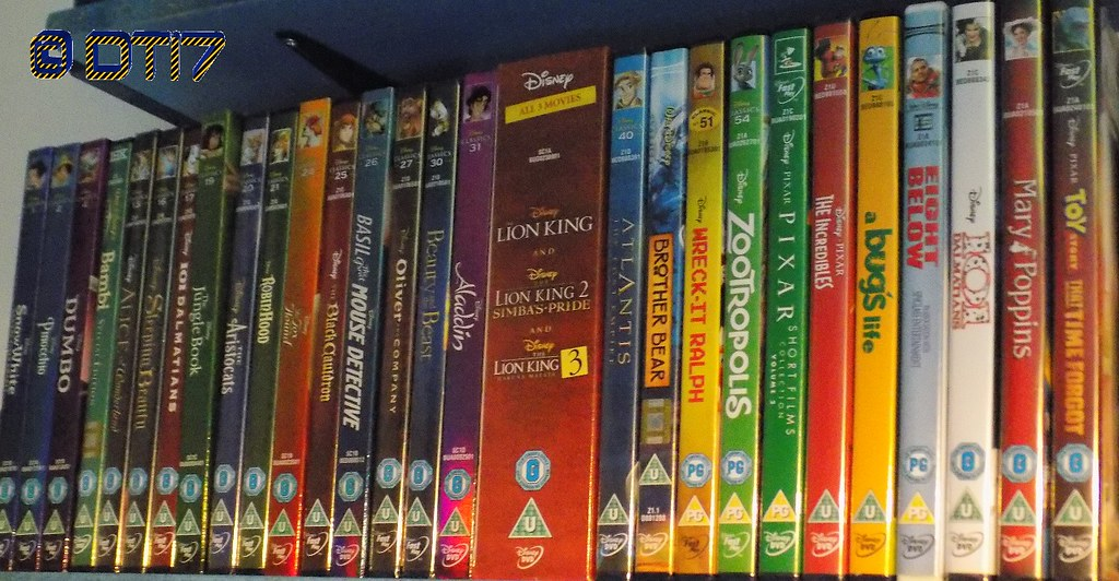 Disney DVD's | A Collection of Disney DVDs  Classics 1 - Sno