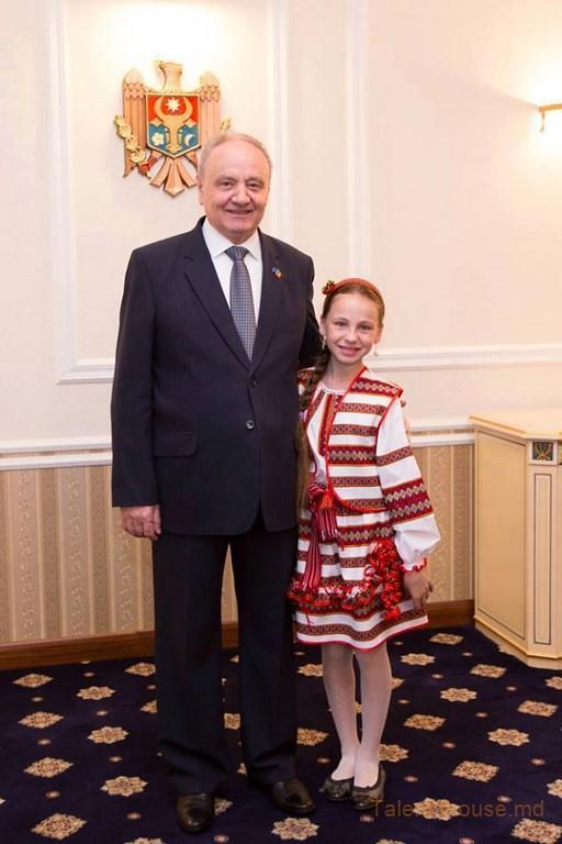 Александр Афиногенов_Приём у Президента