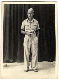 Loulou de Wit on Bali in the Dutch East Indies May 2nd 1947