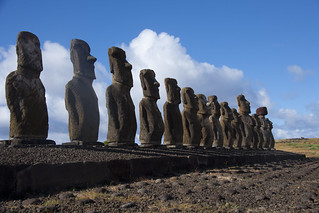 Easter Island Statues | by TheTerraMarProject
