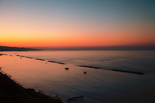 sunrise view cyprus limassol vacay