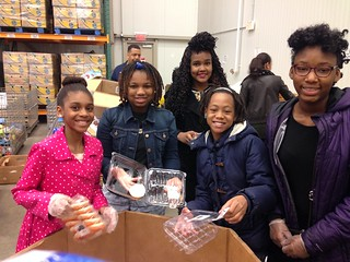 BeService - Capitol Area Food Bank | by BePolishedDC