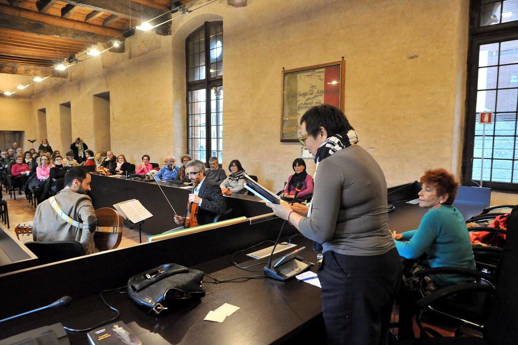 INIZIATIVA DONNA PRESENTAZIONE LIBRO DI MARGHERITA ANTONELLI - IL VESTITO DELLA SPOSA -  22 MARZO 2015  Foto A. Artusa