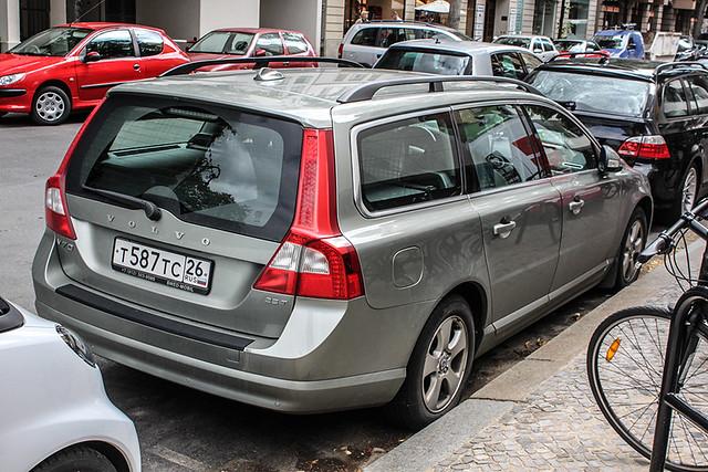 Russia (Stavropol) - Volvo V70 2.5T