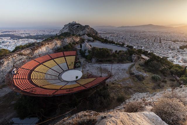 Athens – Lycabettus Open Air Theatre