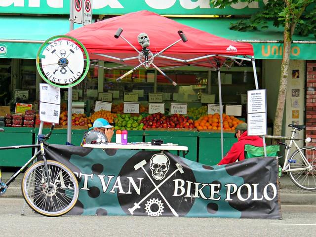 Eastvan Bike Polo