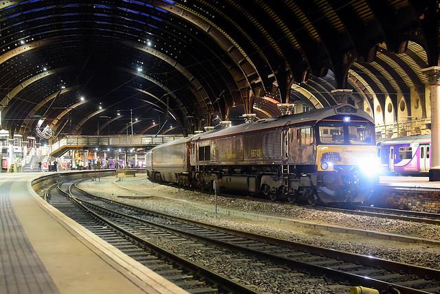 66743 at York