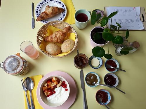 Marcelline - ontbijten in Oostende   by Laloe.be