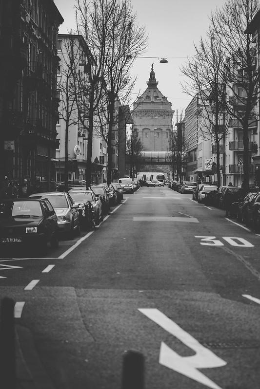 Mannheim, Berliner Straße
