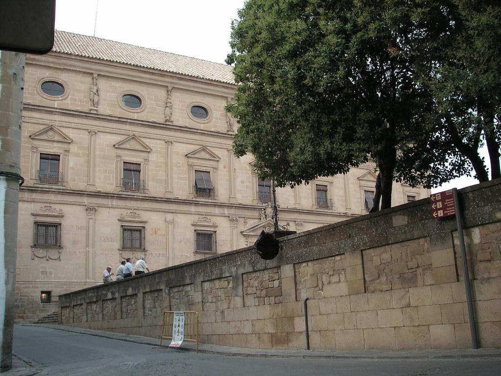 Palacio de Vázquez de Molina, Úbeda, Jaén