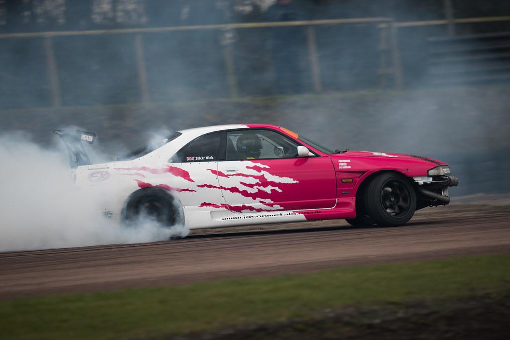 Nissan Skyline Drift Car Wrap By Creative Fx Www Fxuk Net Flickr
