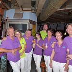 Mitarbeiter-Sommerfest Grand-Casino Kursaal Bern AG am 28. Juli 2014 in Bern