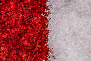 (HMM) Spicy Hot and Sweet - Cayenne Pepper Powder and Sugar | by aotaro