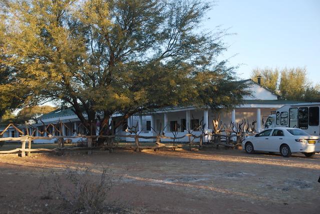 Dqae Qare San Lodge