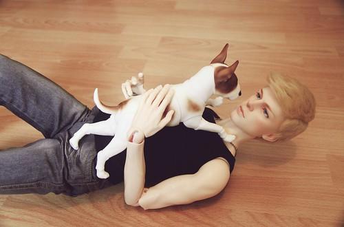 Puppy Love III | by ResinWraith