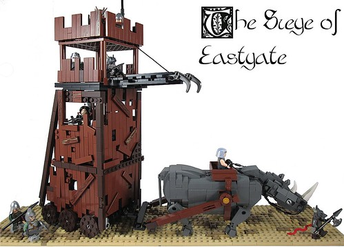 The siege of Eastgate
